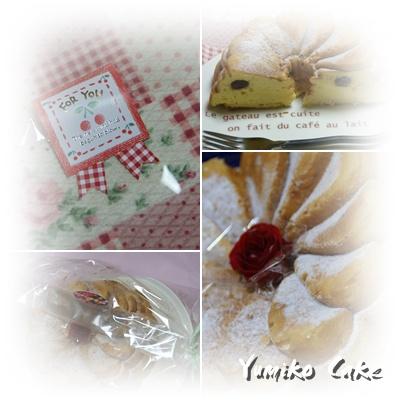 yumiko cake