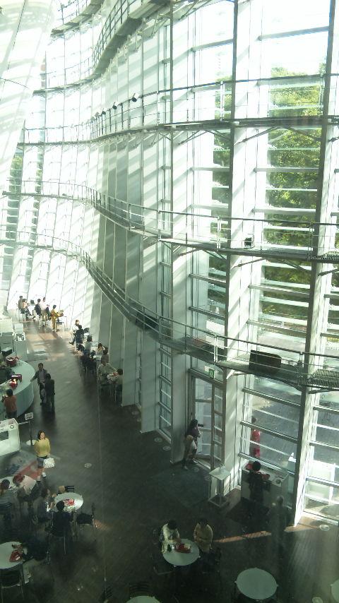 美術館曲線