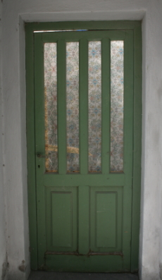 Door in Anacapri