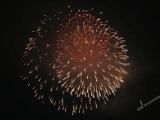 高松の花火