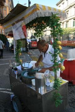 limone in Napoli