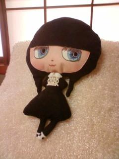 ツンデレ人形