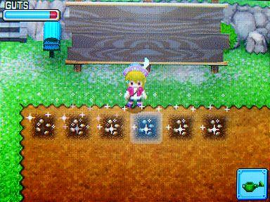 いただいたカブの種と肥料を蒔いてお水もあげたよ
