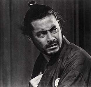 三船敏郎 サムライ