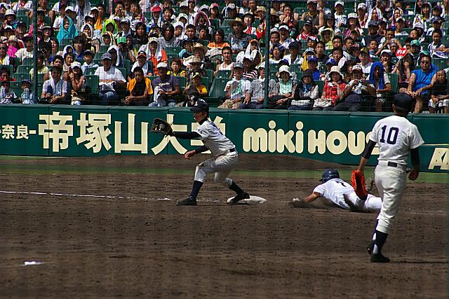 最後の打者