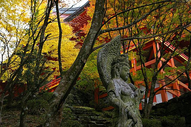 横川中堂の仏様