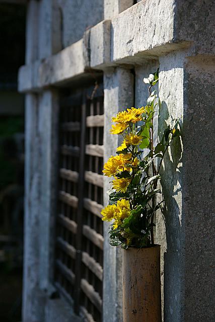 京極家の墓