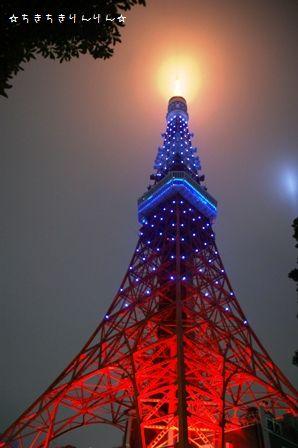 サムライブルー東京タワー⑤