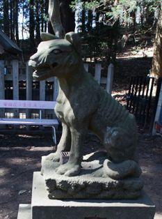宝登山神社奥宮②