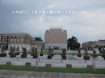 お実家なお盆2011②-⑥