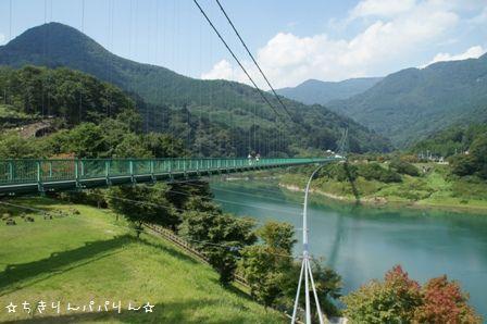 もみじ谷大吊橋⑤