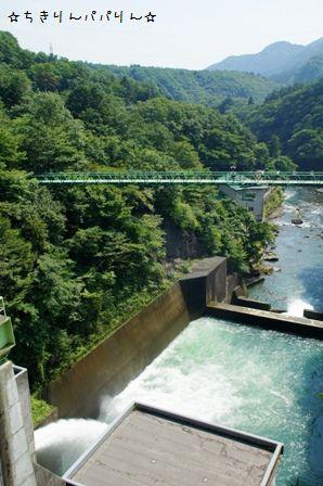 もみじ谷大吊橋⑦