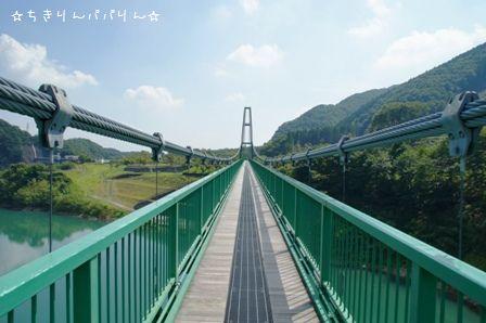 もみじ谷大吊橋⑧