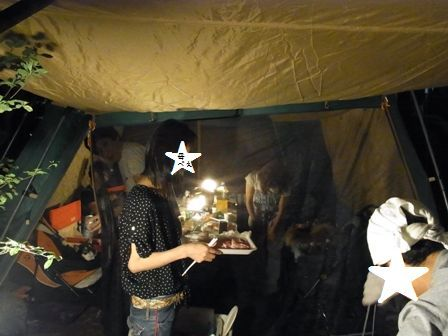 休暇村那須キャンプ場③