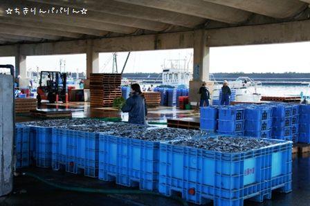 大洗町漁港①