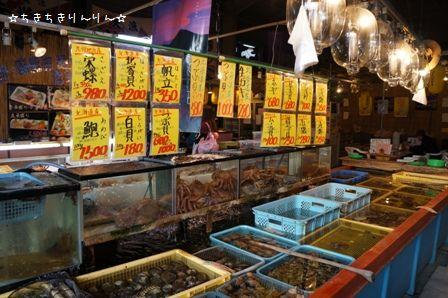 新函館市場②