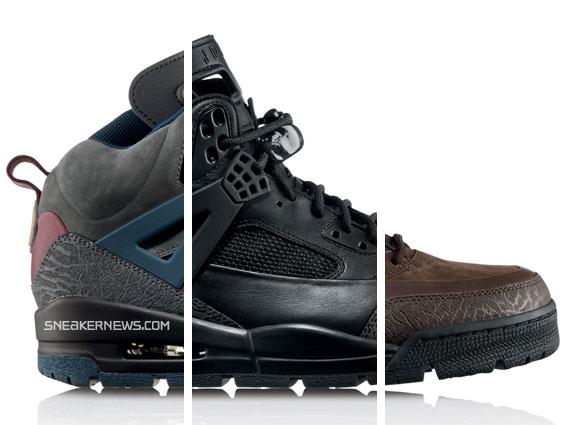 Jul 9 · Air Jordan Winterized Spiz'ike Boot