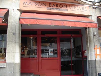 La maison baron lef vre - La maison baron lefevre ...
