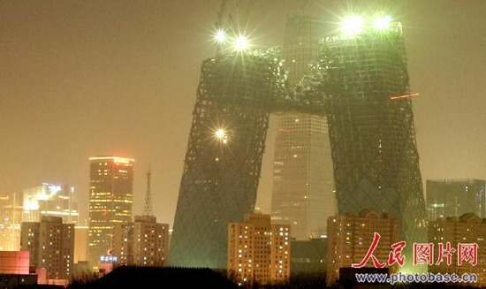 CCTV新社屋