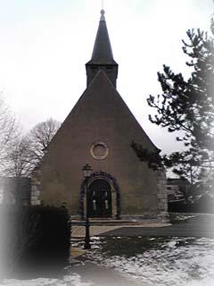 バレンタイン教会外 のコピー