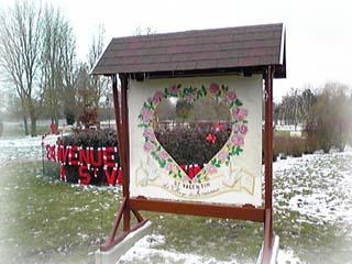 バレンタイン村公園