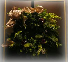 2011クリスマスリース
