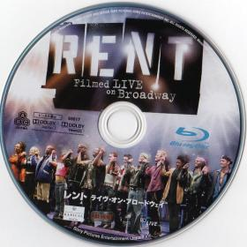 Blu-ray_RENT_Filmed_LIVE_on_Broadway-Disc