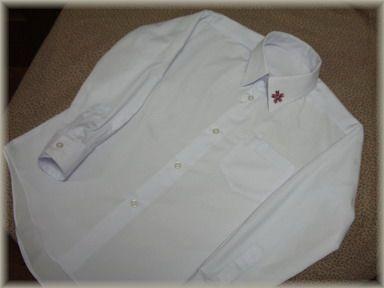 なんちゃって制服のシャツ