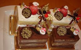 christomas cake