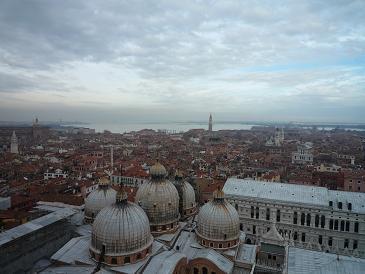 venezia・鐘楼より