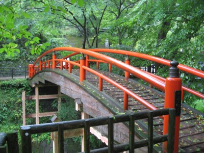 伊香保 河鹿橋2