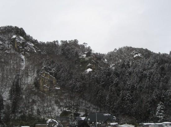 山寺全景2