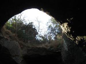 堂ヶ島洞くつめぐり2