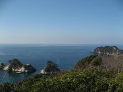 堂ヶ島らんの里 つり橋2