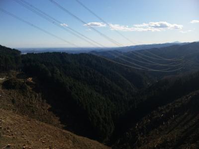 梅野木峠絶景