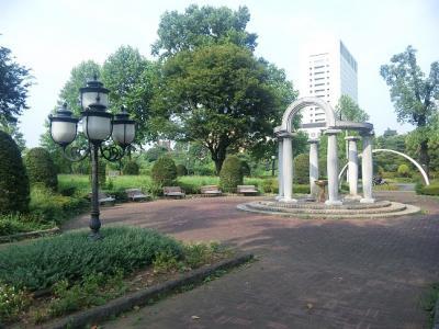 迎賓館前公園