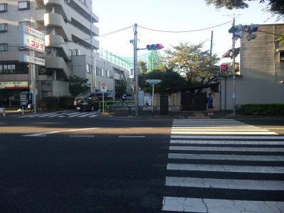 千川通り青梅街道