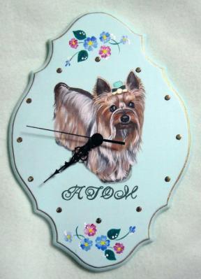 ATOM君の時計
