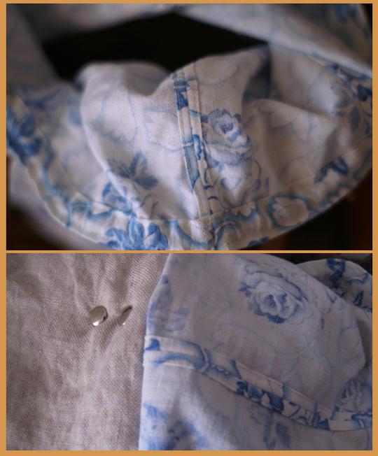 袋 縫い代処理