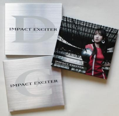 IMPACT EXCITER CD+DVD+写真集
