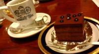 にしむら珈琲でケーキセット