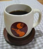 ムウムウマグでコーヒータイム