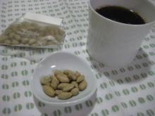 『ポリッとパンプ』とコーヒー