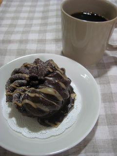 パリパリチョコショコラとッコーヒー