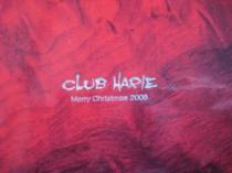 クラブハリエのクリスマスバーム2008