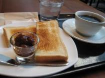 Paul Bassettで朝食
