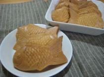 たい焼き 大漁♪