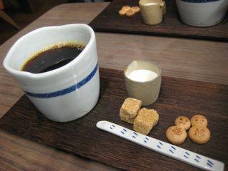 collabonのコーヒー
