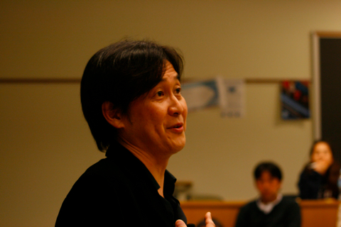 夏野さん講演会2
