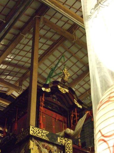 祇園祭 螳螂